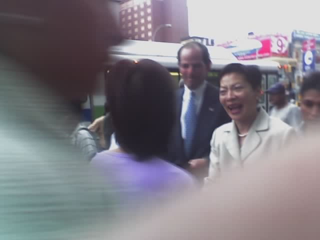 Spitzer Campaigns in flushing